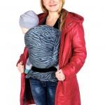 Слинг-шарф Kenya Graphite